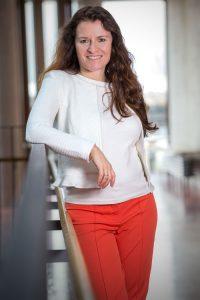 Gastreferentin Andrea Eigel