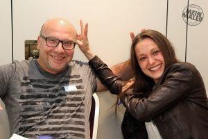 Christoph Sachs und Aleksandra Schmelzer vom Team Sachs Baudekoration