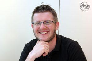 Gerüstbaumeister Bastian Kautscha von Kautscha Gerüstbau aus dem Auetal