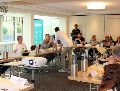 Vortrag von Unternehmenslenker Blogger, Motivator und Vortragsredner Matthias Schultze
