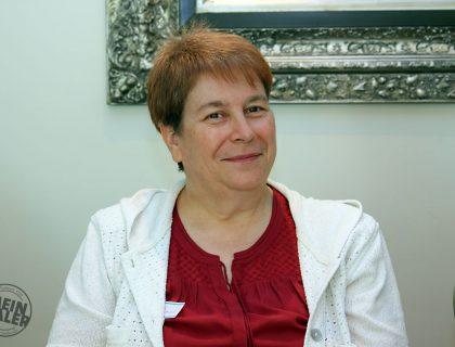 Angelika Rimpel vom Team Maler-Heyse