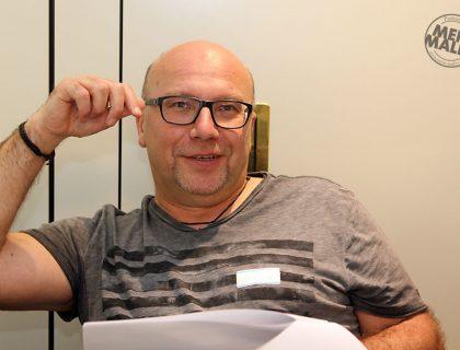 Malermeister Christoph Sachs aus Lauterbach