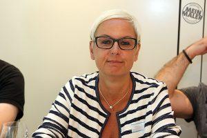 Petra Sachs vom Team Sachs-Baudekoration GmbH in Lauterbach