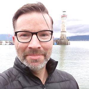 Webdesigner Klaus Oppermann aus Oldenburg